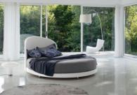 Дизайнерско кръгло легло