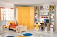 Детска стая 149 с ъглов гардероб