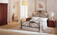 Метална спалня по поръчка