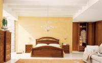 Дървена спалня по поръчка