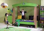 Детска стая - футбол - по поръчка 75-2617