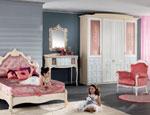 Детски стаи за момичета по поръчка 76-2617