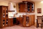 Производство на мебели за кухня от масивно дърво по поръчка
