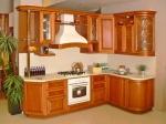 кухня от масив по индивидуален проект