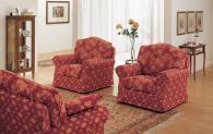 Луксозни италиански фотьойли
