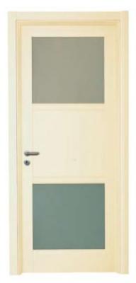 Масивни дизайнерски интериорни врати
